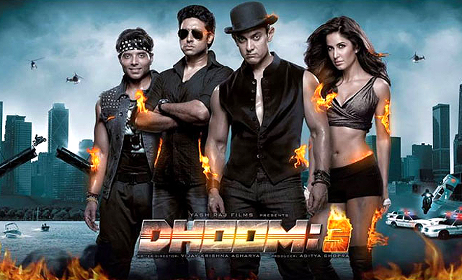 Dhoom 3 movie