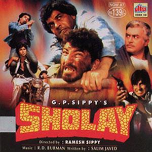 sholay hindi movie