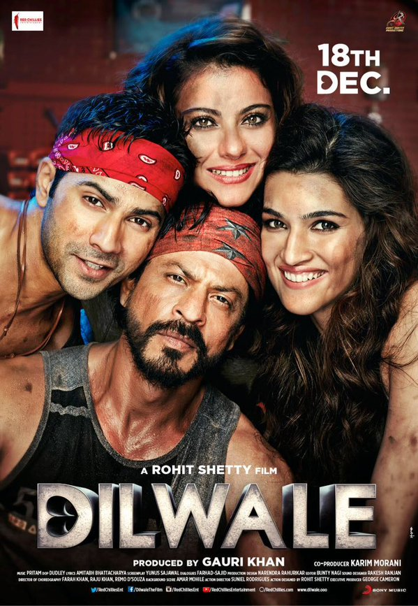 dilwale movie