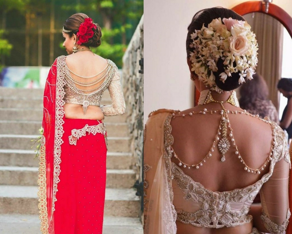 Bejewelled back neck- modelling agencies in mumbai