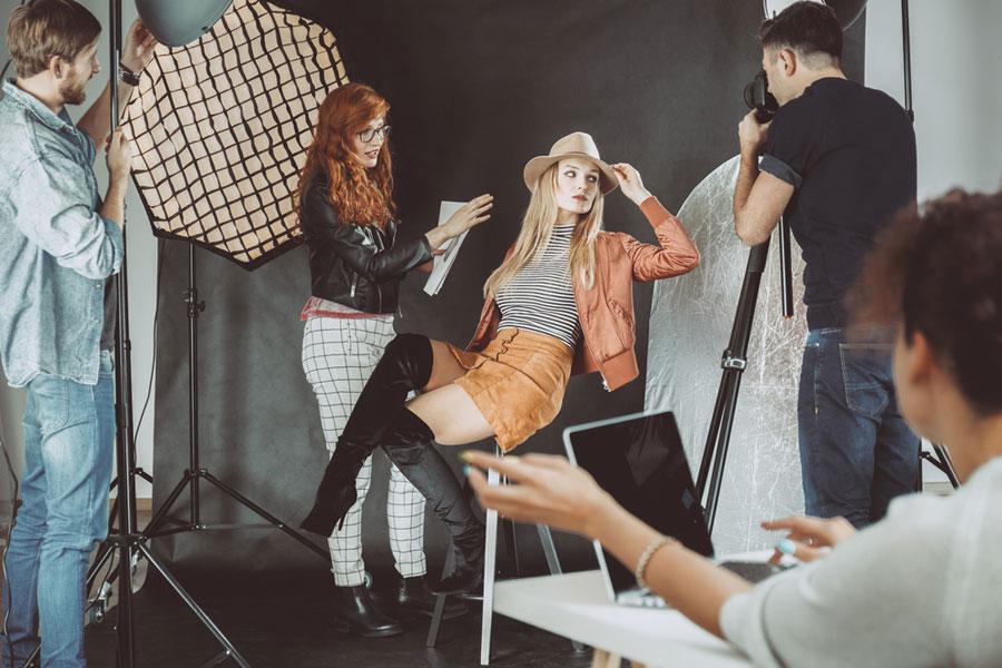 model-photoshoot