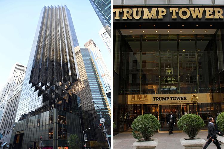 Donald Trump's Tower