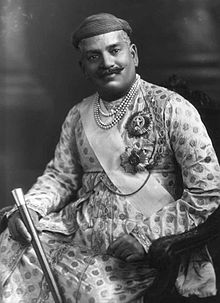 stylish members of the Indian royalty.