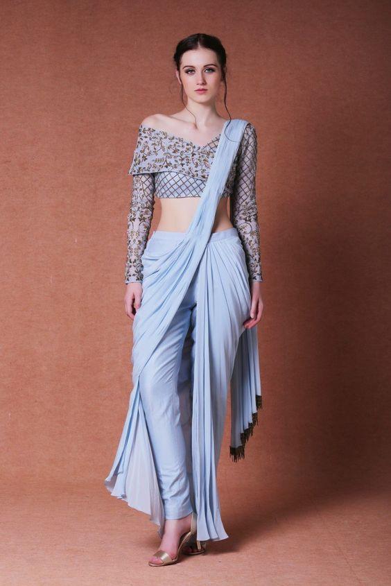 Fusion Sari