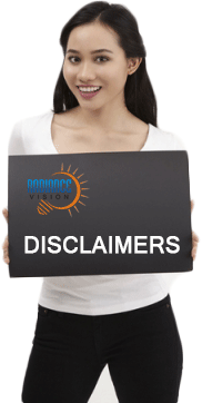 disclaimers images